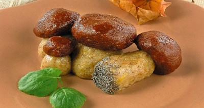 Печенье «Грибки»