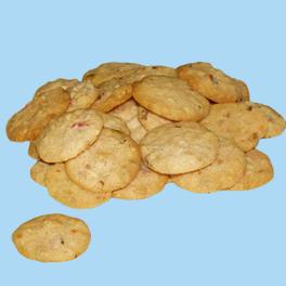Печенье цукатное