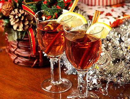 Коктейль «Новогодний»