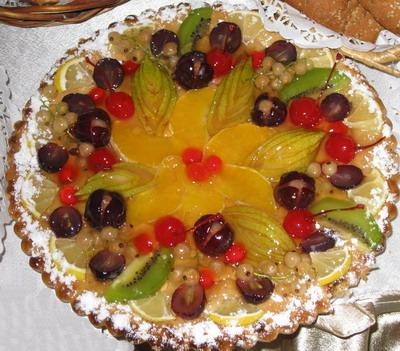 Торт «Австралийский» (фруктовый)