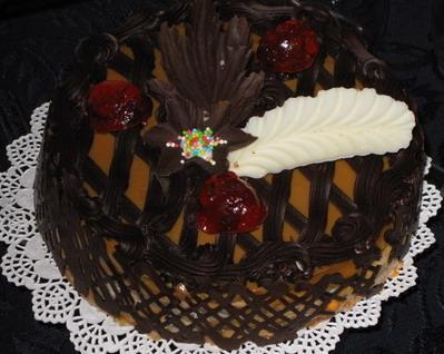 Торт «Белградский»